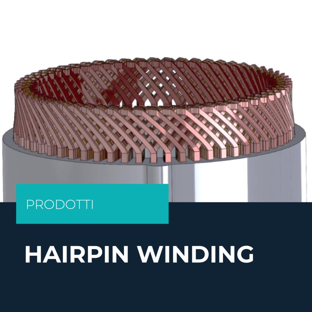 Hairpin Winding